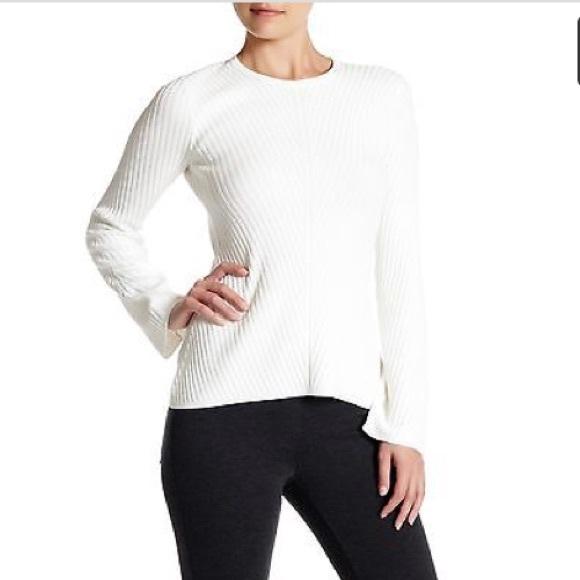 e7086ebdf7 Theory Sweaters   Ardesia Prosecco Ribbed Knit Sweater   Poshmark